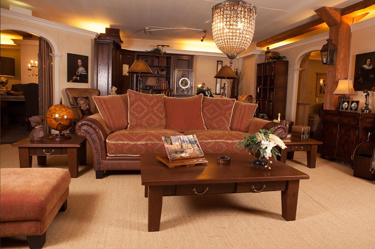 Sfeerimpressie meubelcollectie klassiek