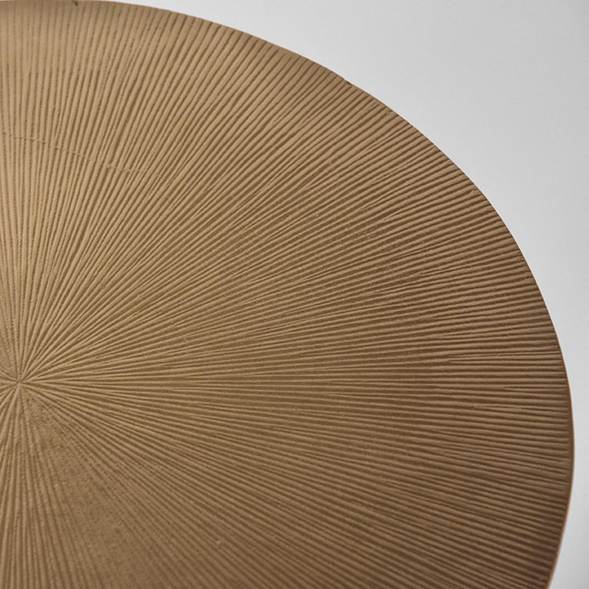 Salontafel Nobby - Goud - Metaal - 50 cm