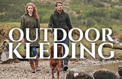 Outdoorkledingbanner