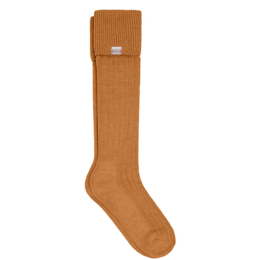 Alpaca sokken Mustard