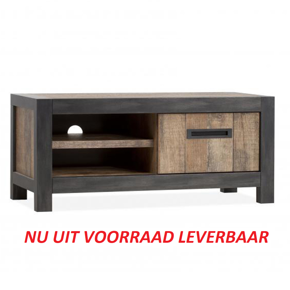 Amersfoort TV-dressoir 1 deur en open vak