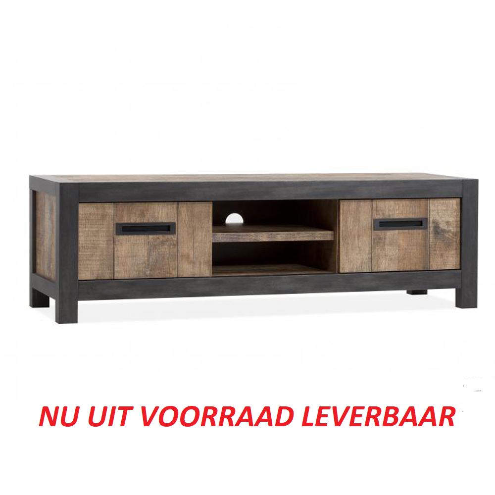 Amersfoort TV-dressoir 2 deuren en open vak