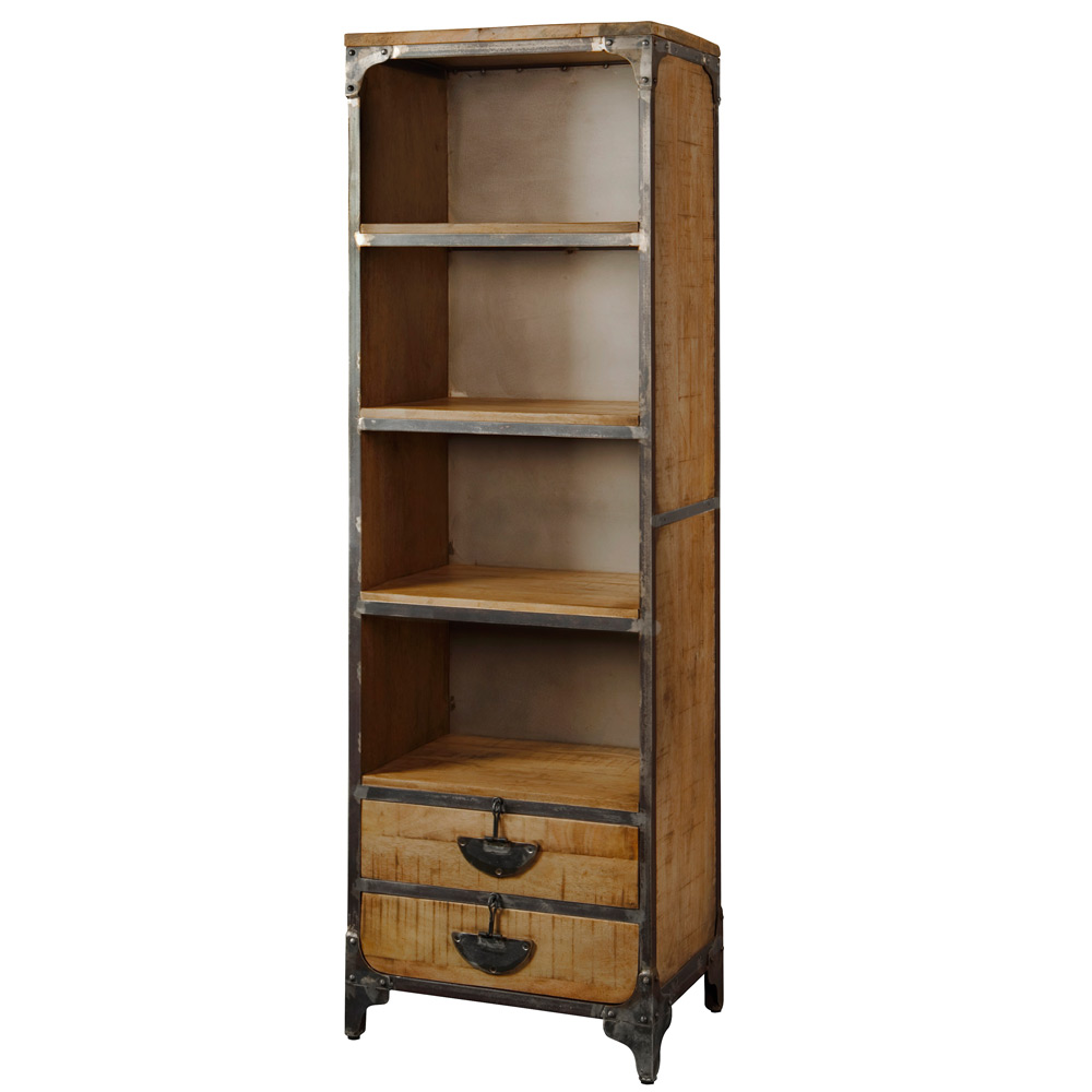 Basto boekenkast met 2 laden