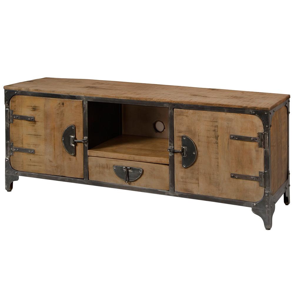 Basto TV-dressoir 2 deuren en 1 lade
