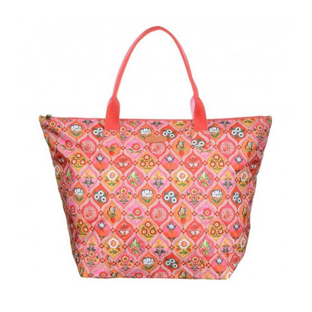 Beach Shopper Pink