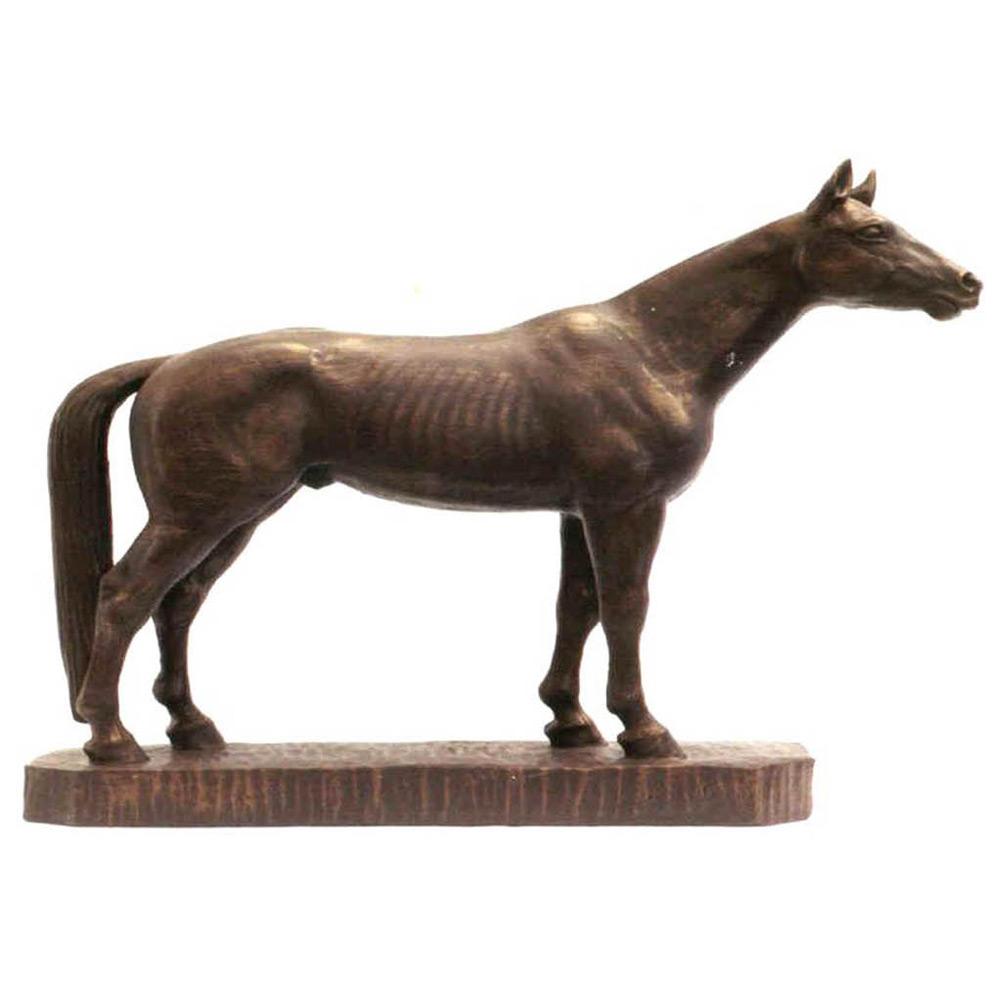 Beeld Grand Prix paard