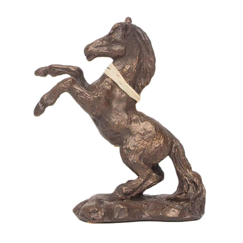 Beeld Steigerend paard klein