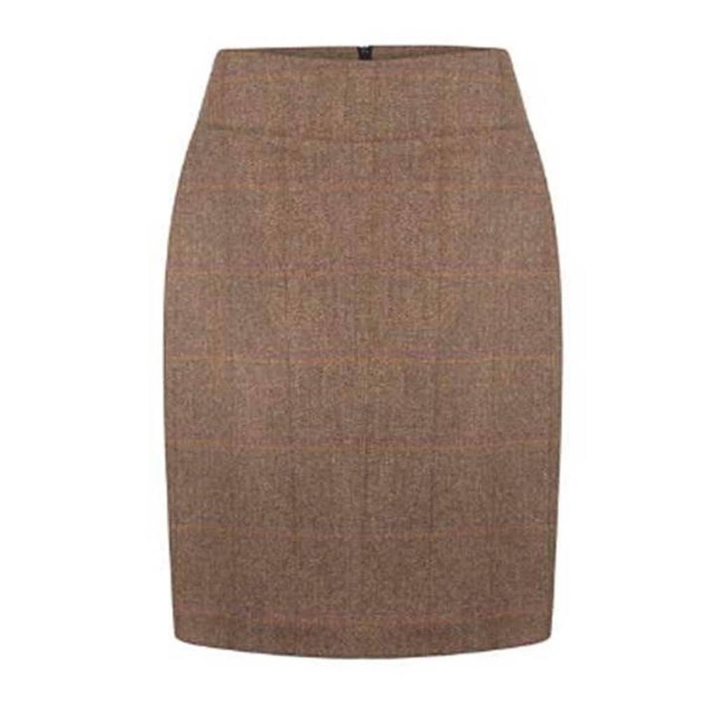 Bernice skirt - beige stone