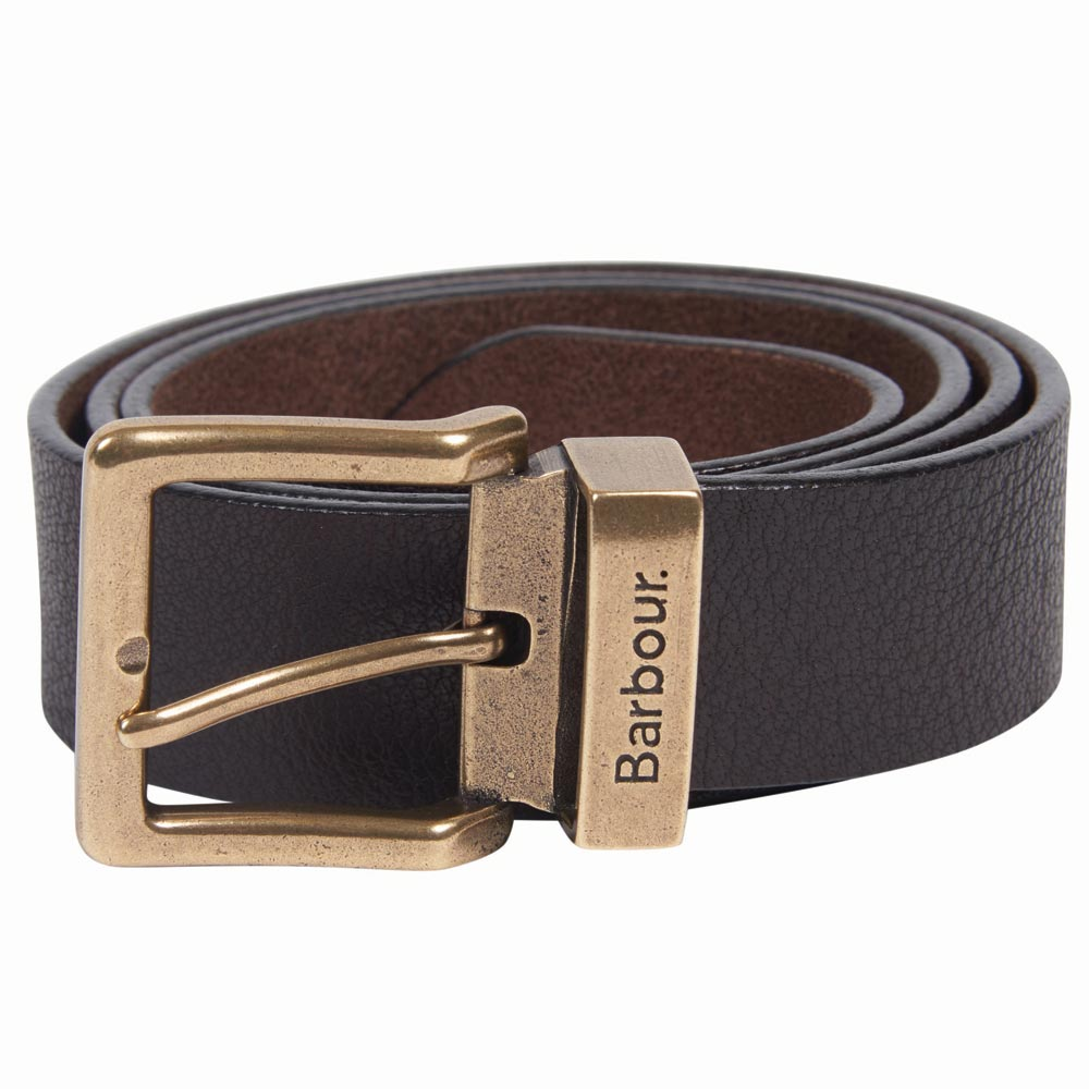 Blakely riem dark brown
