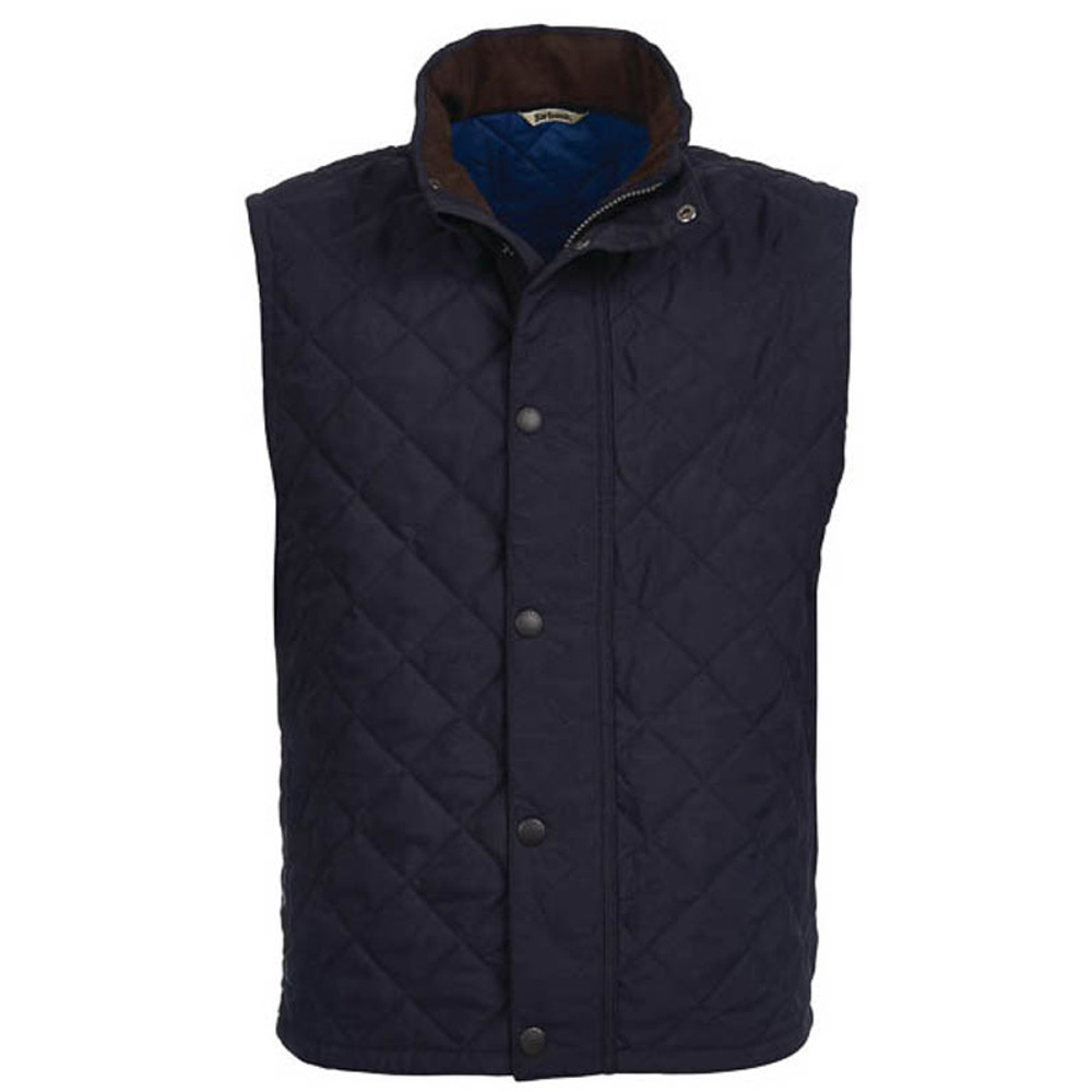 Bodywarmer Serin Quilted Navy