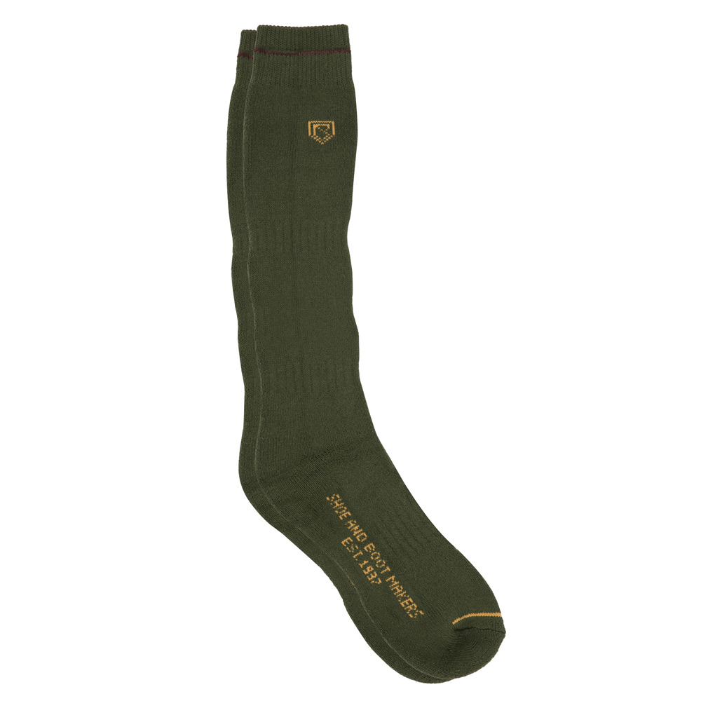 Boot Socks Long olive