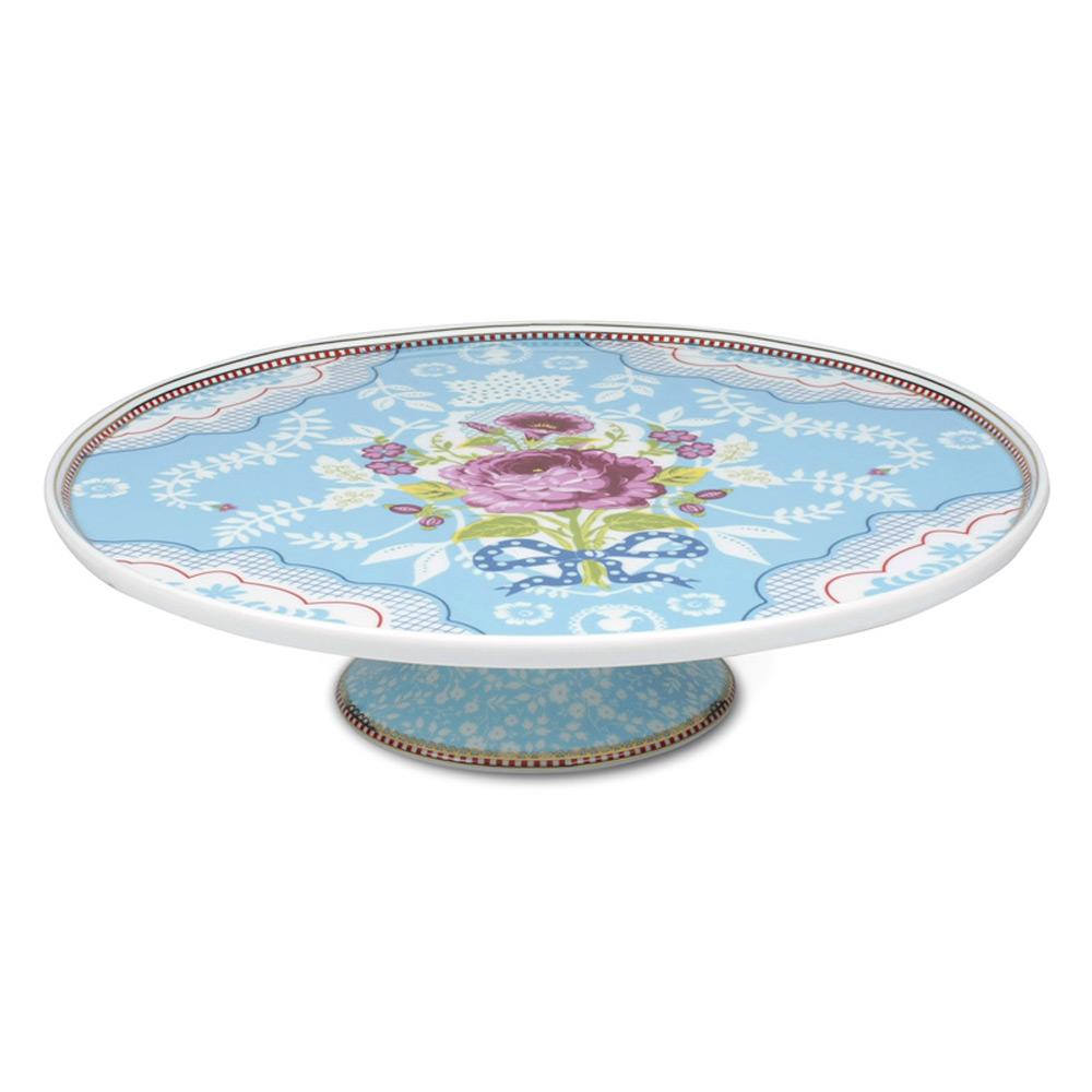 Cake Tray blue 30.5 cm