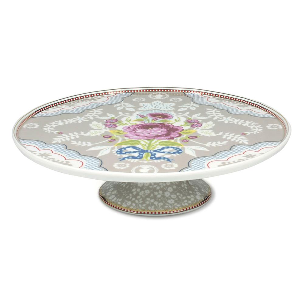 Cake Tray khaki 30.5 cm
