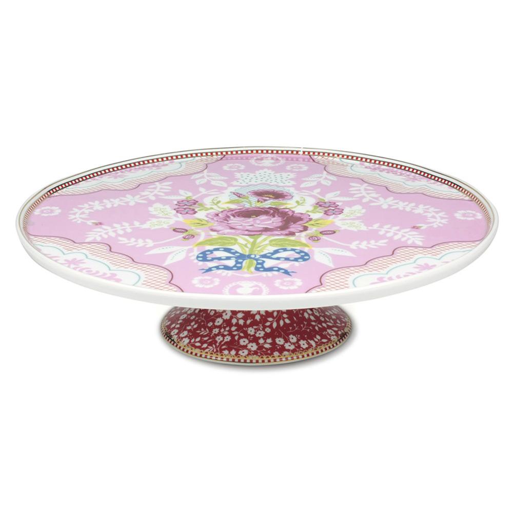 Cake Tray pink 30.5 cm