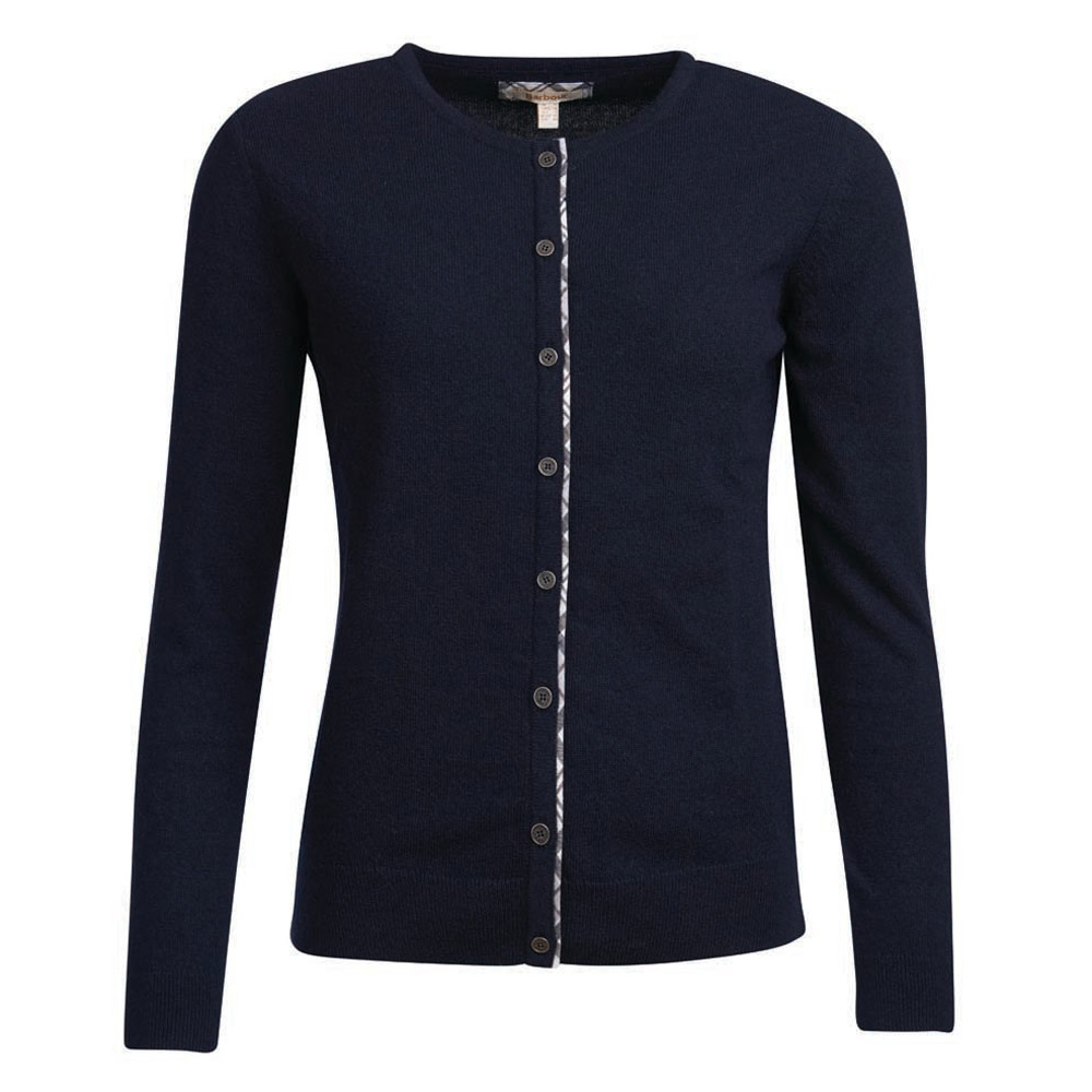dames Cardigan Pendle Navy