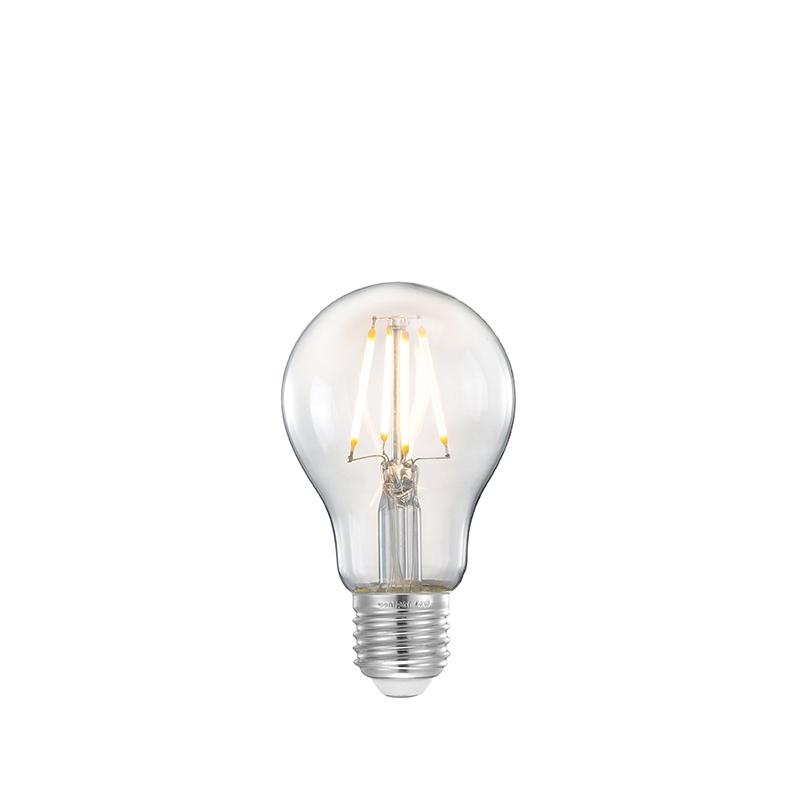 Lichtbron Daglicht Led Kooldraadlamp Bol - Glas - M