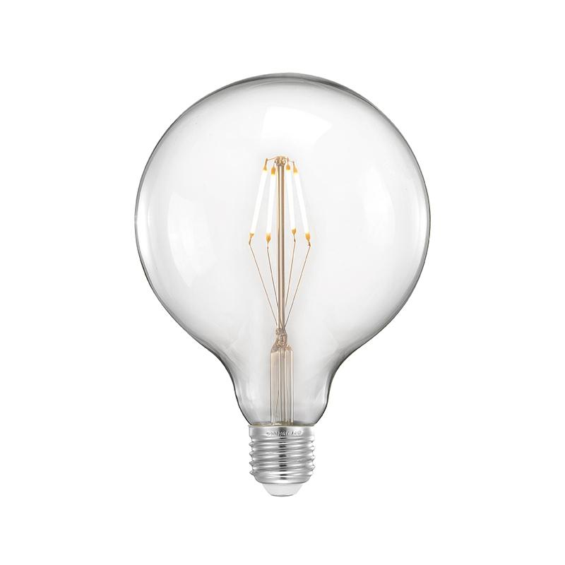 Lichtbron Daglicht Led Kooldraadlamp Bol - Glas - XL