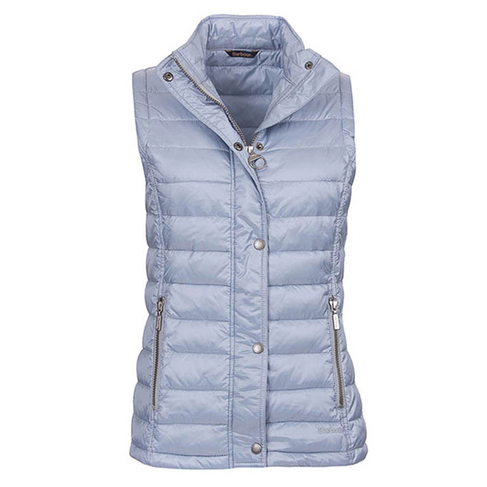 Dames Bodywarmer Alasdiar Light Blue