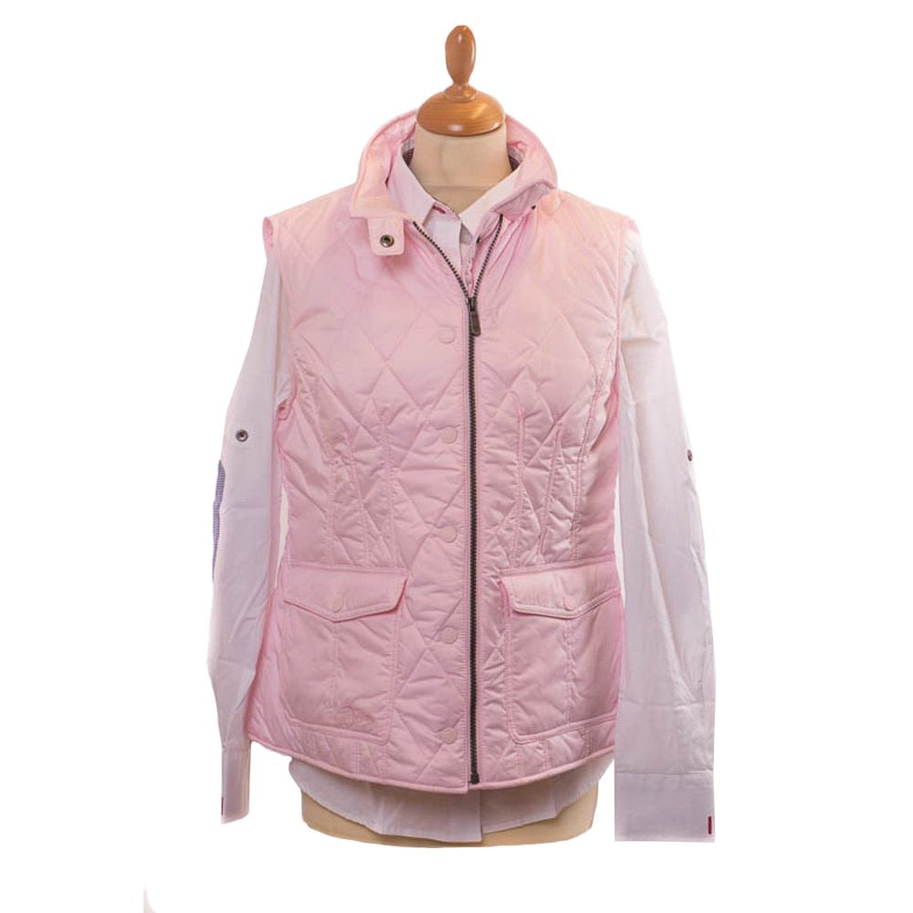 Dames bodywarmer Cullin Blush