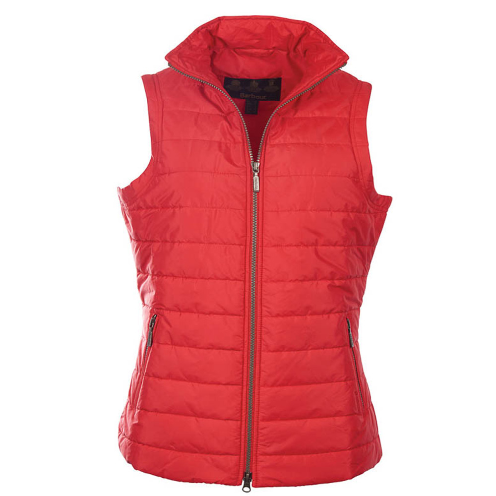 Dames Bodywarmer Current Gilet Ruby