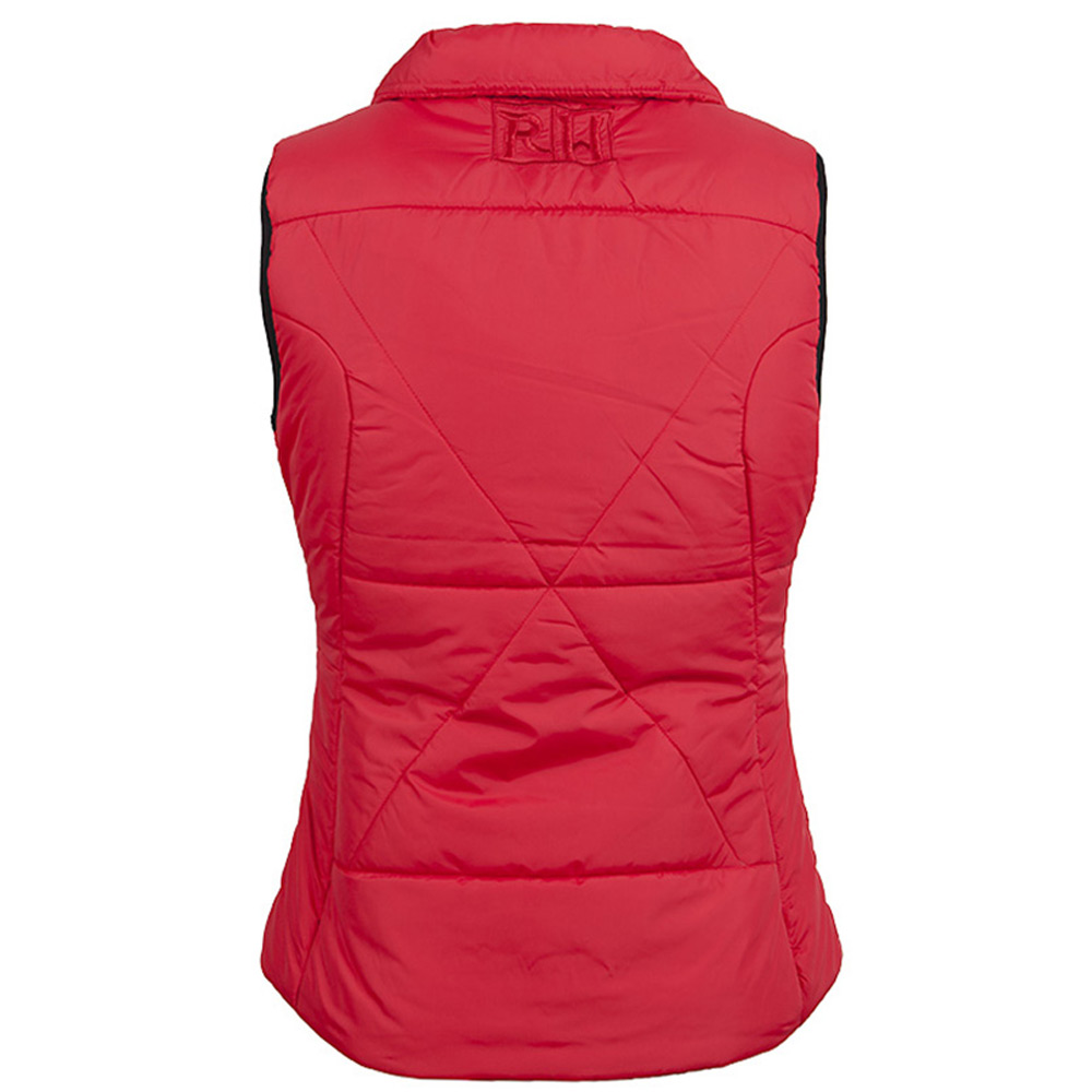 Dames Bodywarmer Season Rood