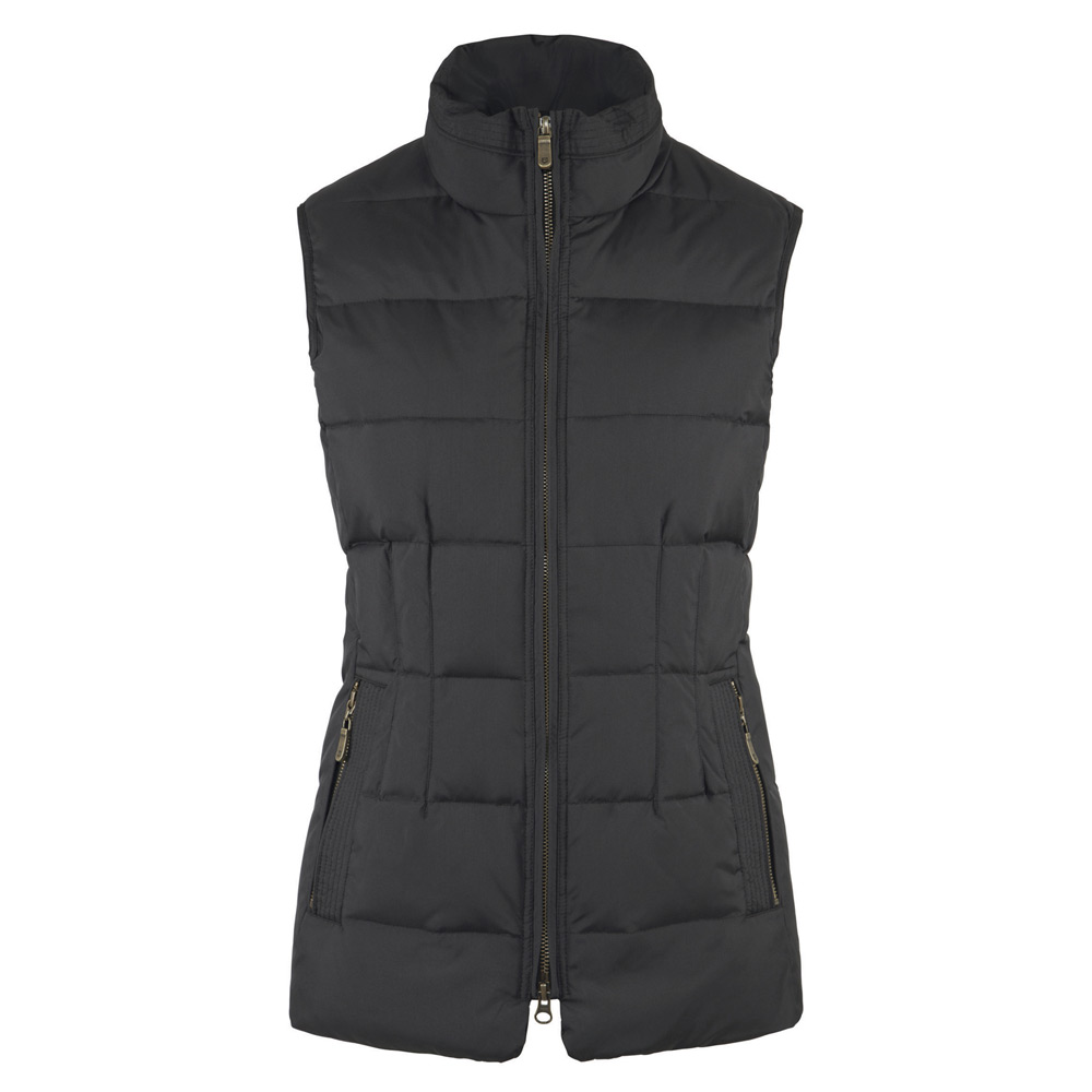 Dames Bodywarmer Spiddal Black