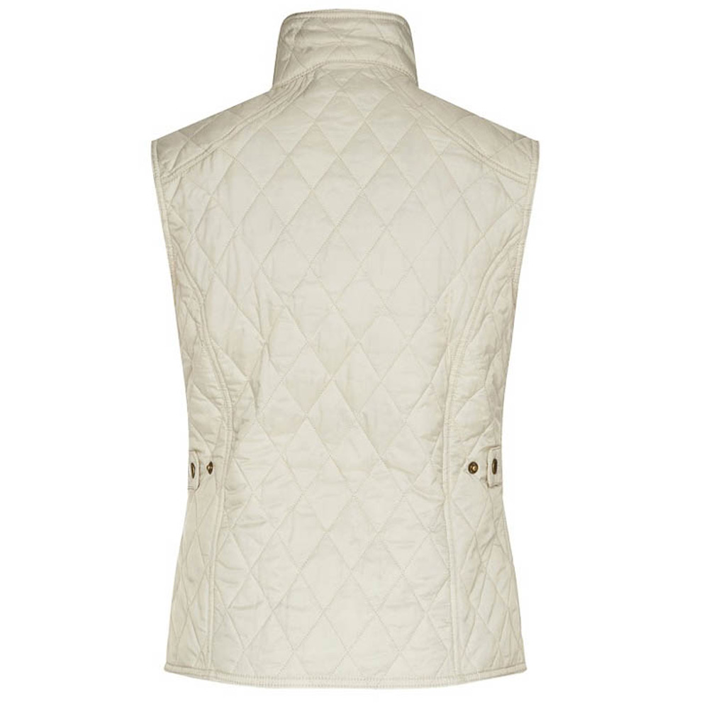 Dames bodywarmer Summer Liddesdale Cream