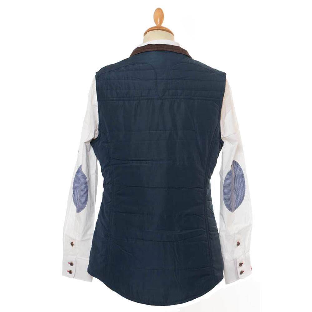 Dames Bodywarmer X16 Blauw