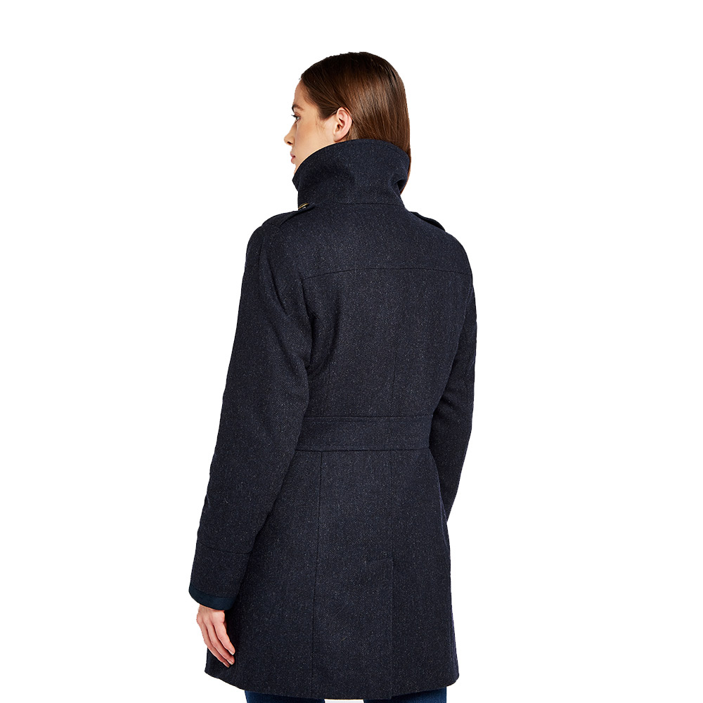 Dames coat Hedgerow navy
