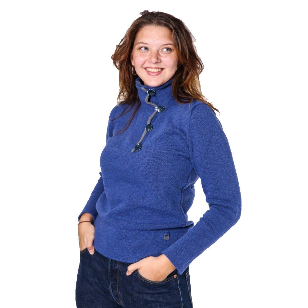 Dames Pullover Sam Navy
