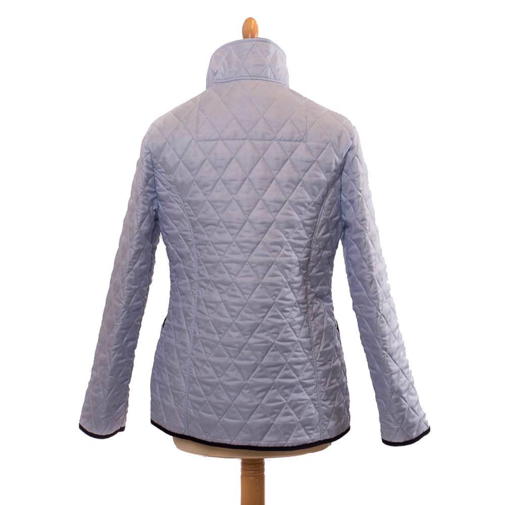 Dames quiltjas Moorland Lichtblauw