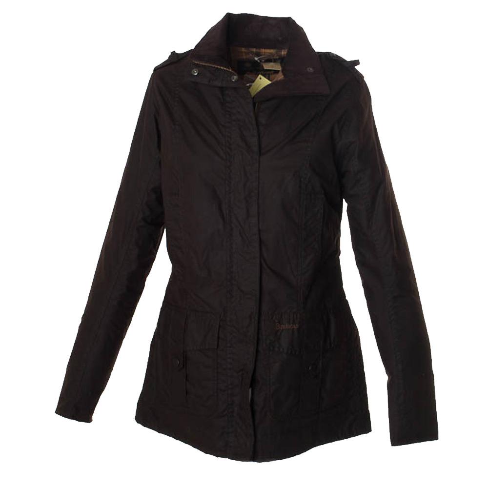Dames waxjas Flyweight Urban Jacket Rustic