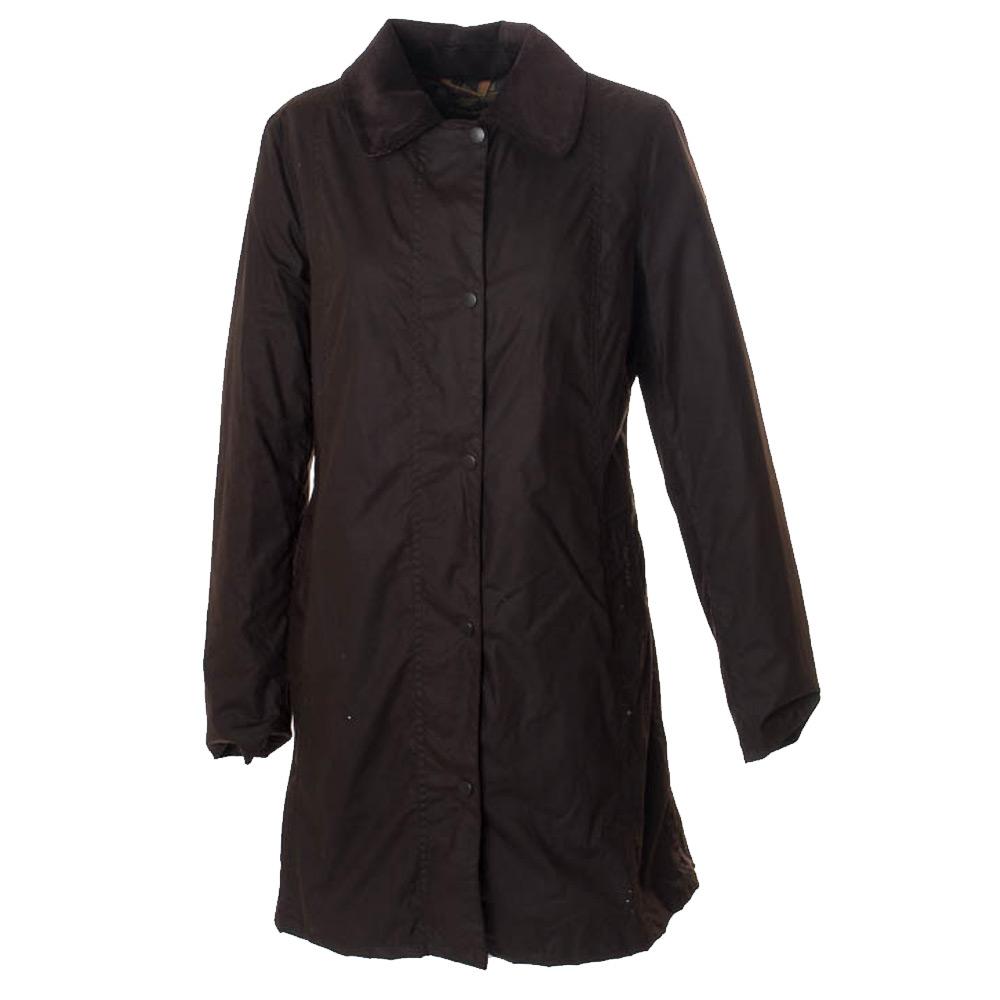 Dames waxjas Hamshire Coat Rustic