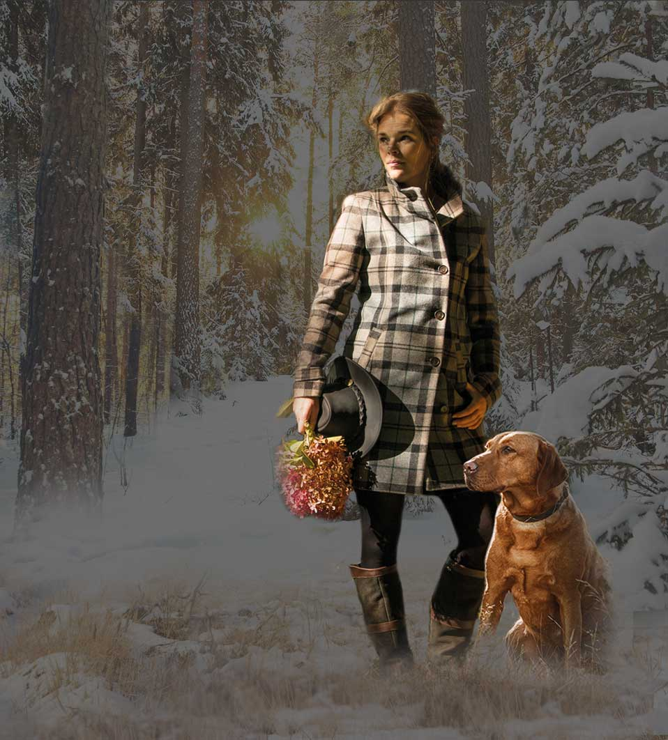 Winter collectie voor dames