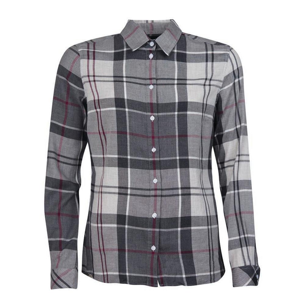 Damesblouse Bredon Shirt grey