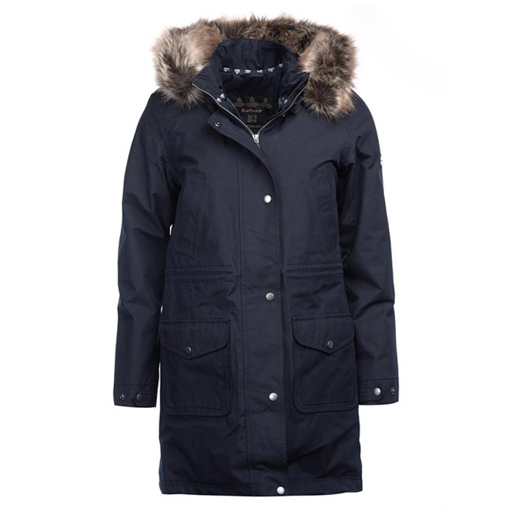 Damesjas Ferryside Jacket Navy