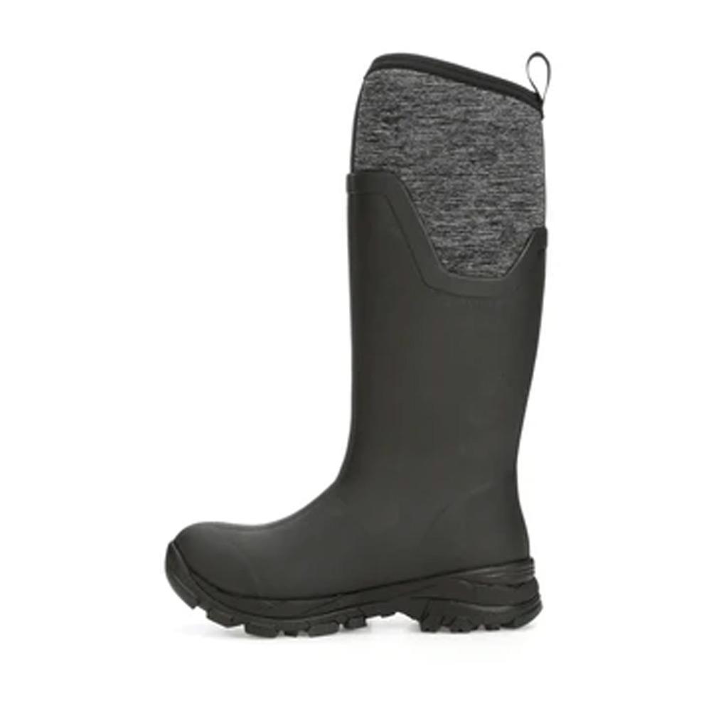 Dameslaars arctic ice tall grip black/jersey