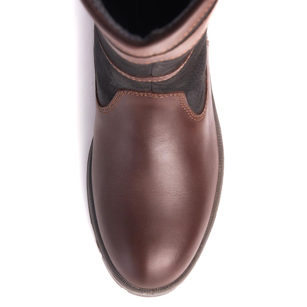 Dameslaars Longford Black/Brown