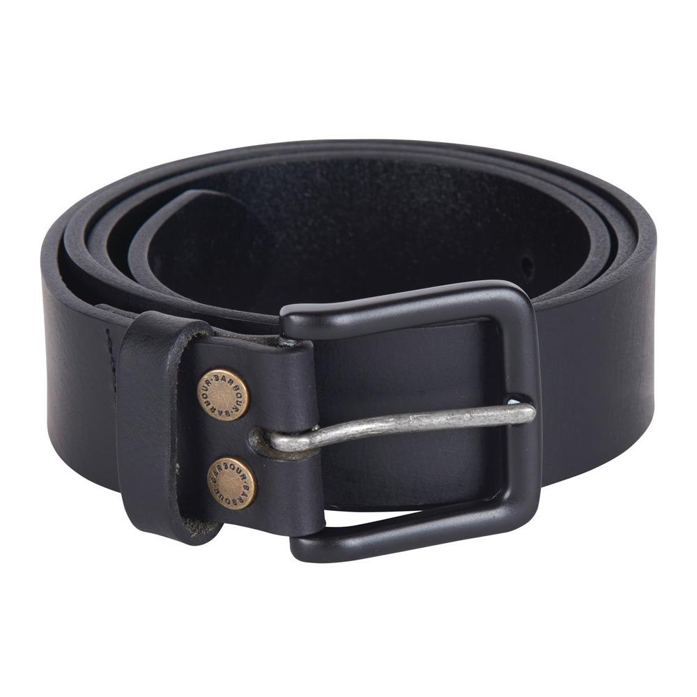 Double Rivet Belt black