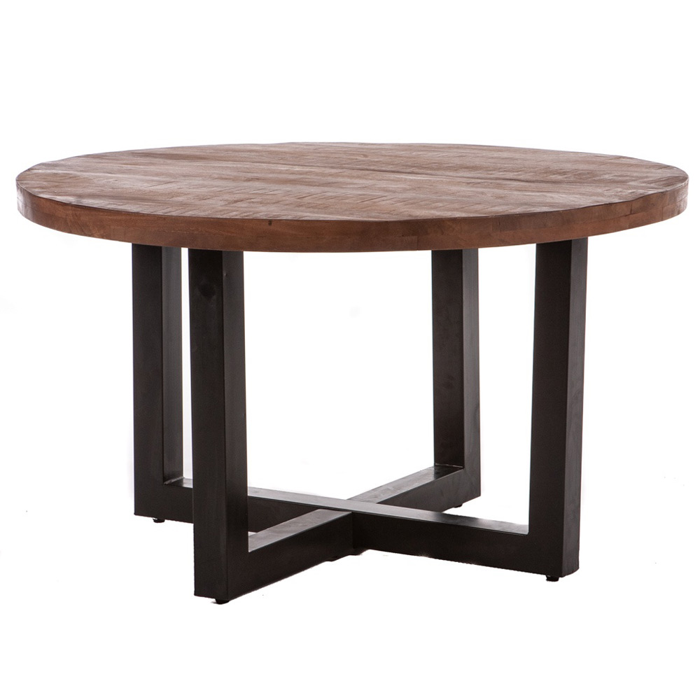 Eettafel Robuust Rond 150cm