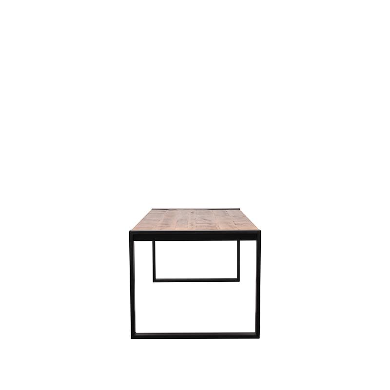 Eetkamertafel Brussels - Rough - Mangohout - 180x90 cm
