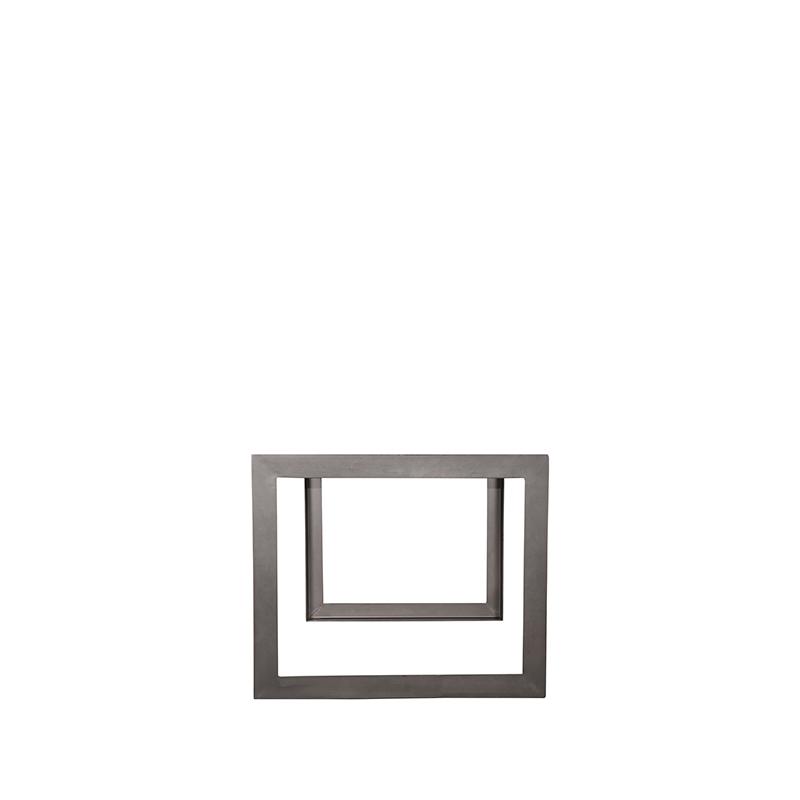 Eetkamertafel Factory - Rough - Mangohout - 180x90 cm