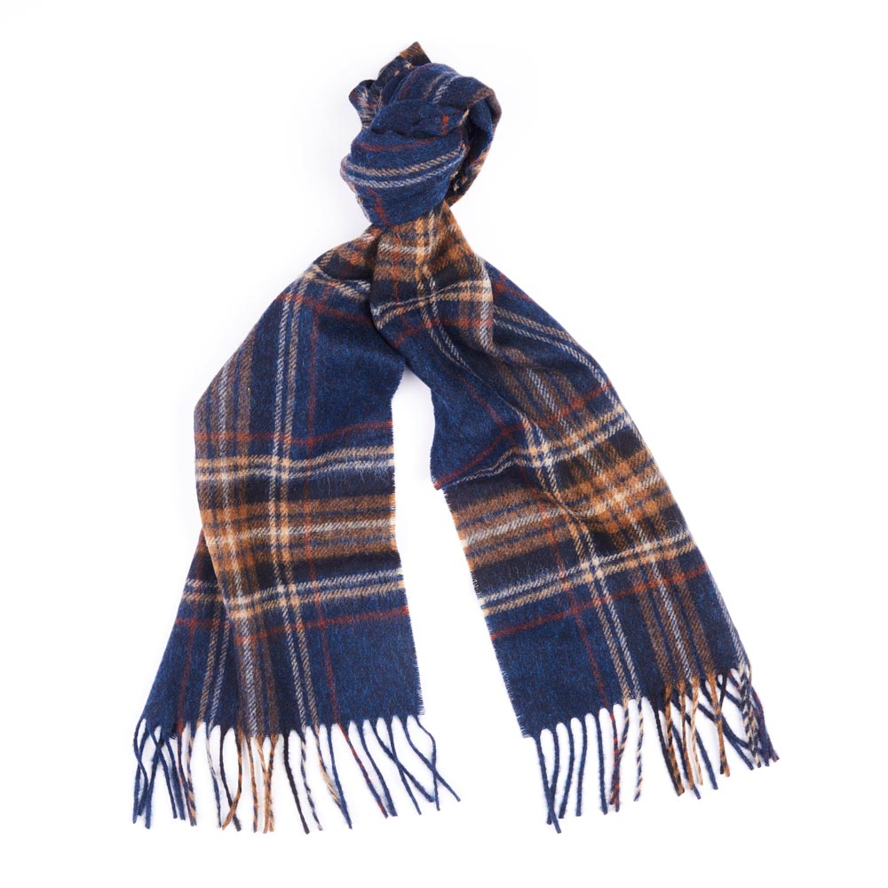 Elwood Scarf dark blue