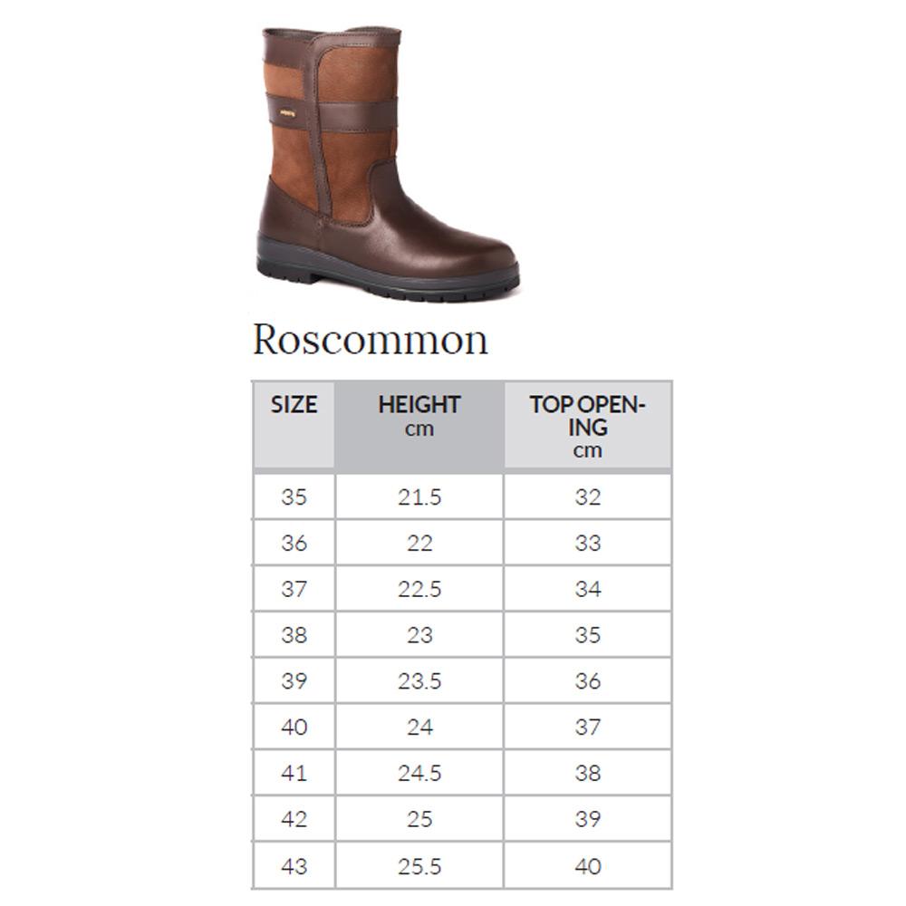 Enkellaars Roscommon Walnut