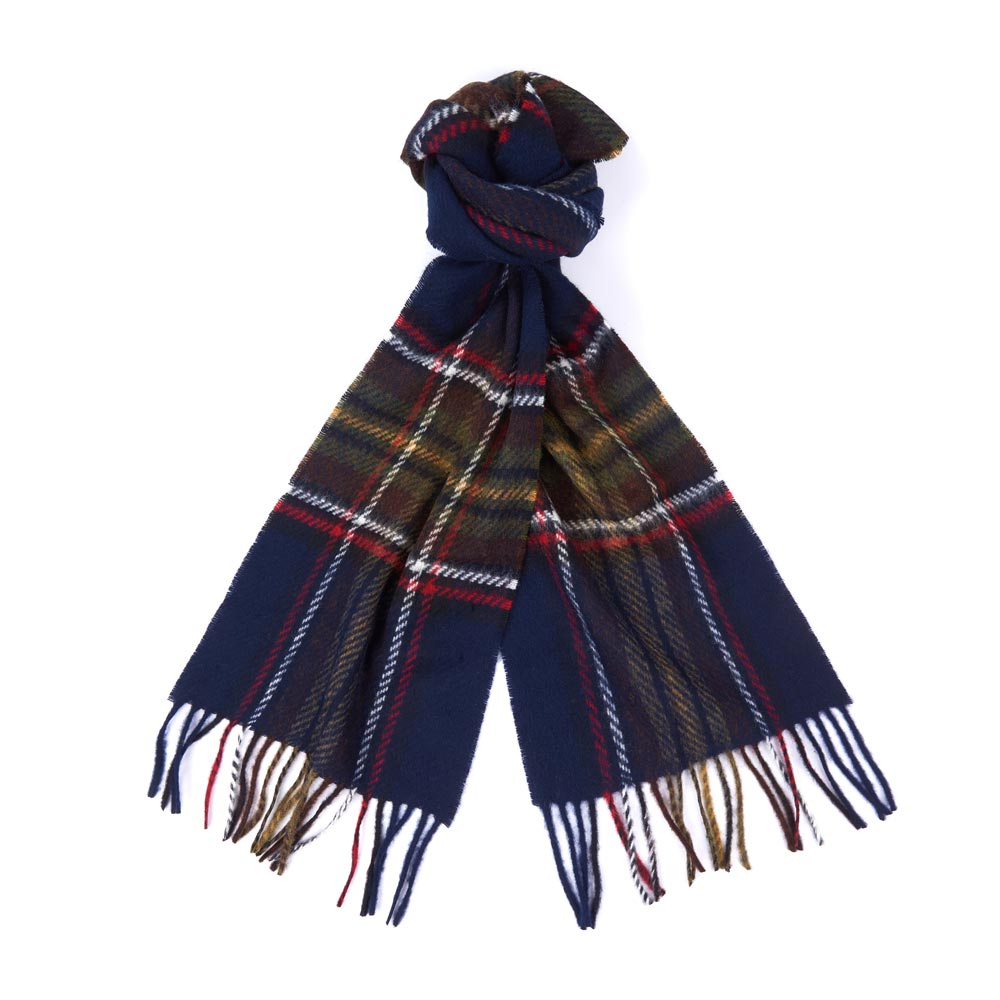 Evanton tartan scarf classic