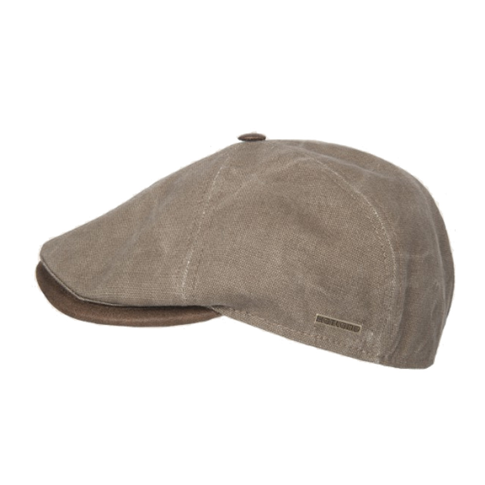 Flatcap Osbourne light brown