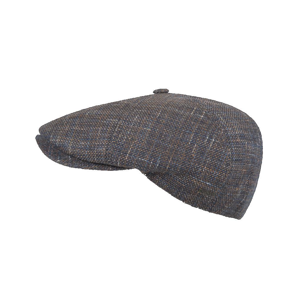 Flatcap Yves navy