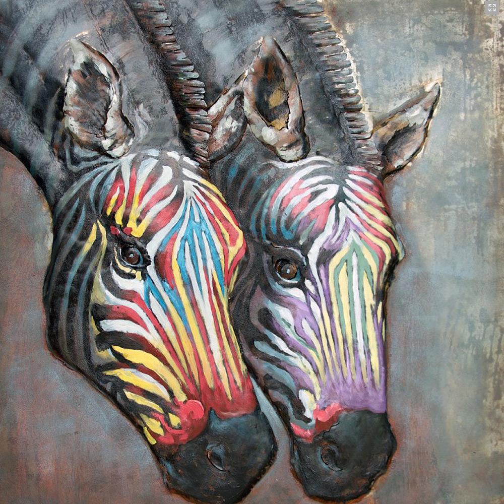 Gave Special 3D Art Zebra