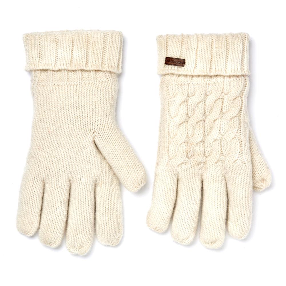 Handschoen Arklow Ivory