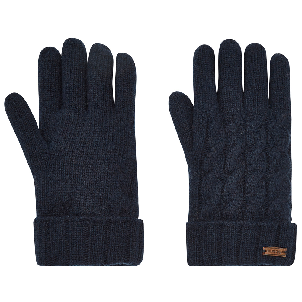 Handschoen buckley navy